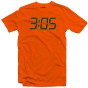 "Image of LIKE MIKE ""3:05"" Orange/Green"