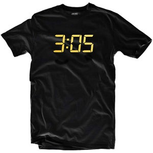 """Image of LIKE MIKE """"3:05"""" Blk/Gold"""