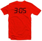 "Image of LIKE MIKE ""3:05"" Red/Blk"