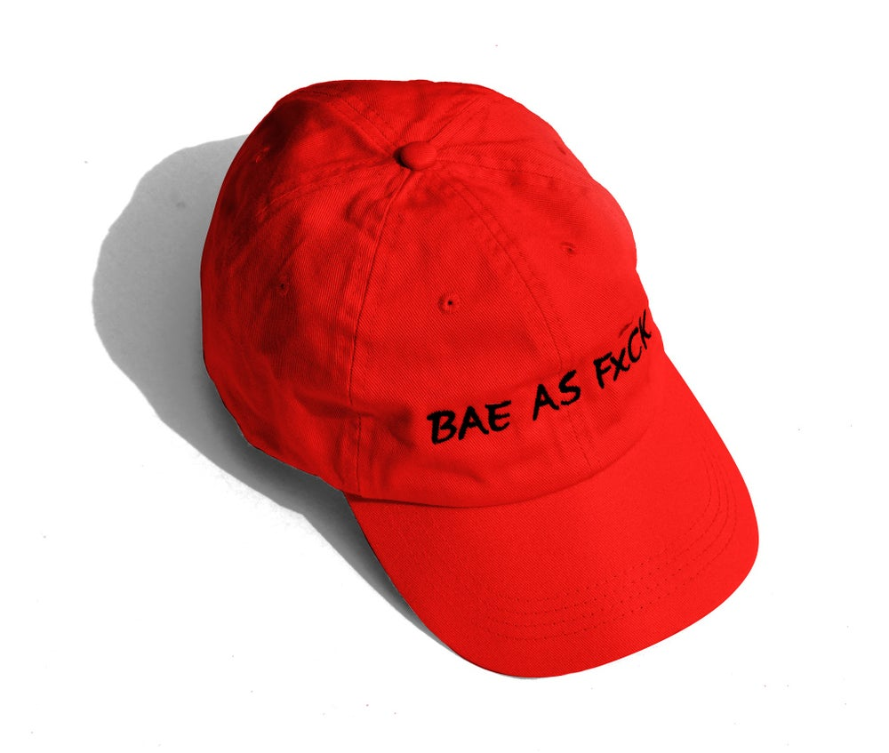 Image of Bae as F*ck | Red / Black
