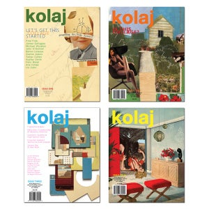 Image of Kolaj Year One Collectors Pack