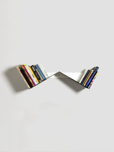 Image of TRANSITORY BOOKSHELF
