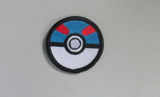 """Image of POGO Great Ball 2"""" Patrol Patch"""