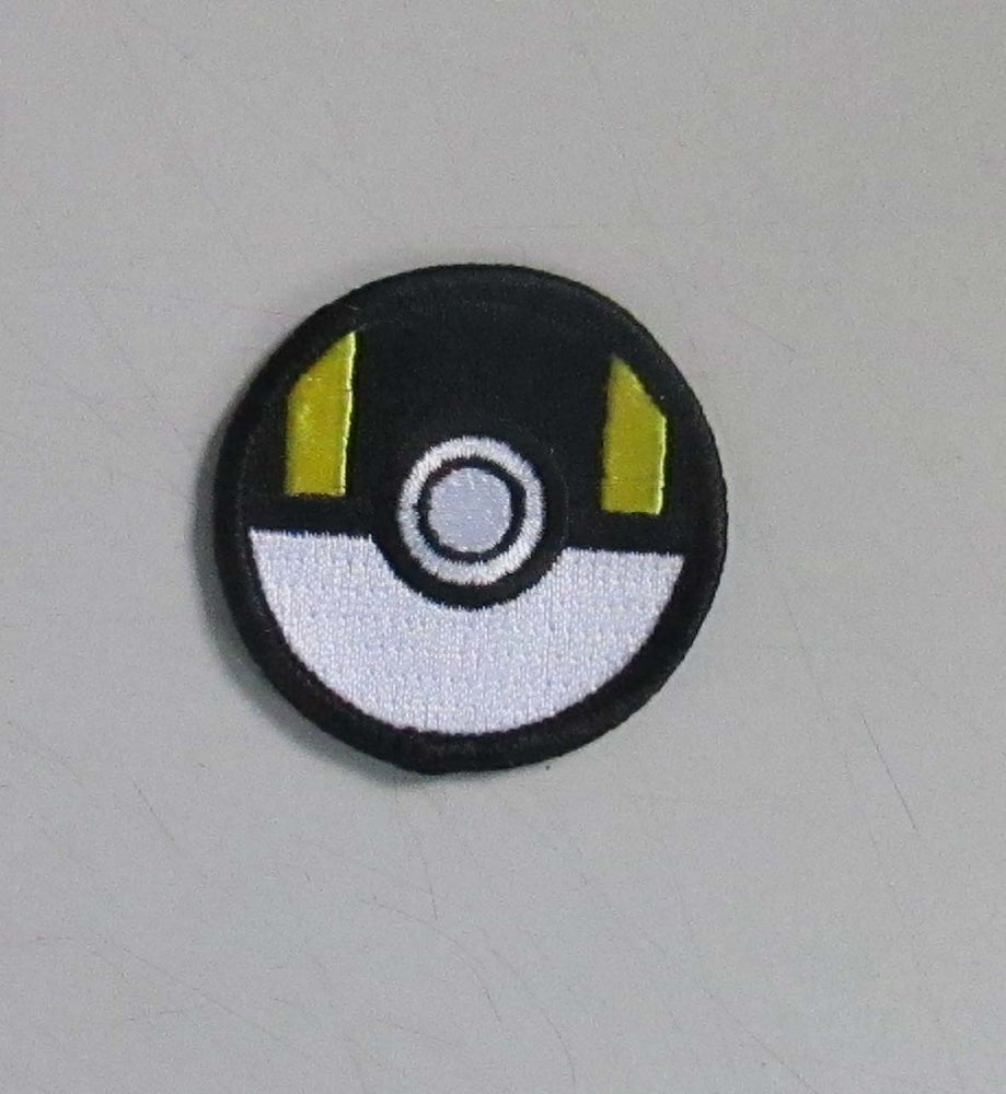 "Image of POGO Ultra Ball 2"" Patrol Patch"