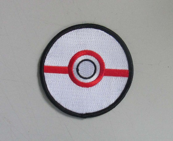 "Image of POGO Premier Ball 3"" Patch"