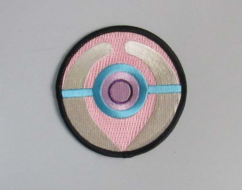 """Image of POGO Heal Ball 3"""" Patch"""