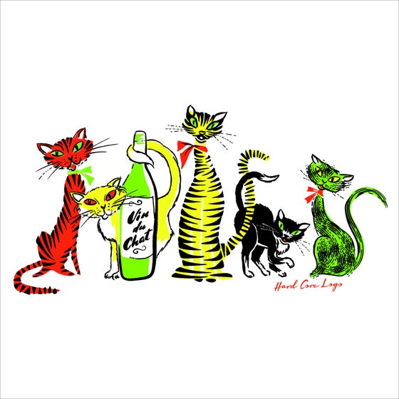 Image of Cat Crazy Ladies T-Shirt