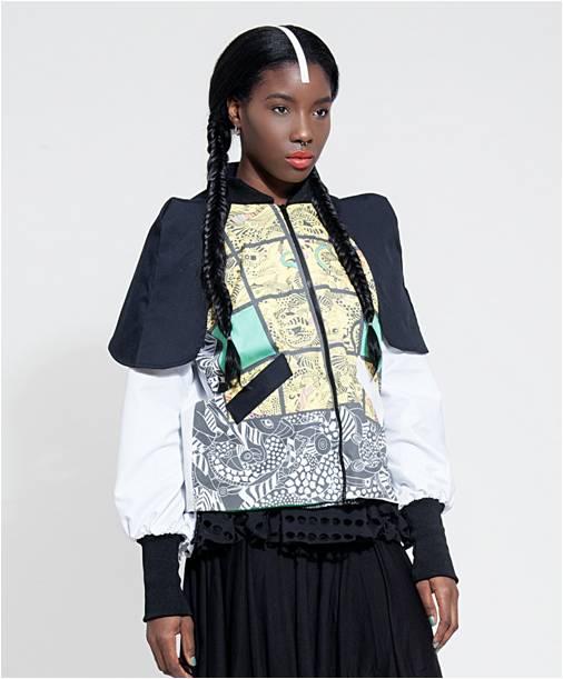 Image of The FUNIKA Jacket