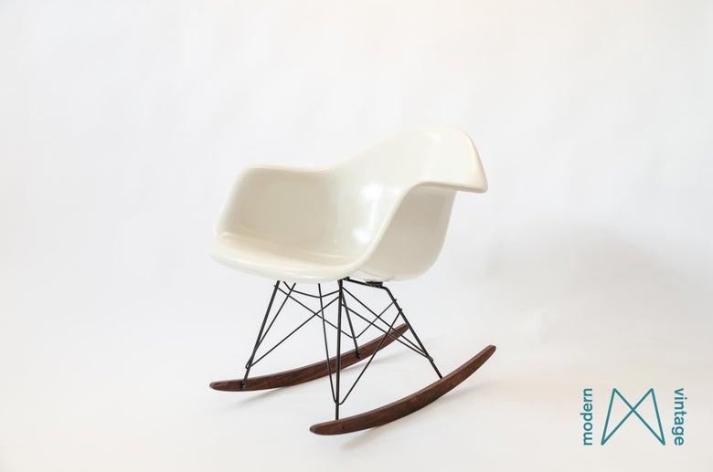 Image of Eames RAR Off White