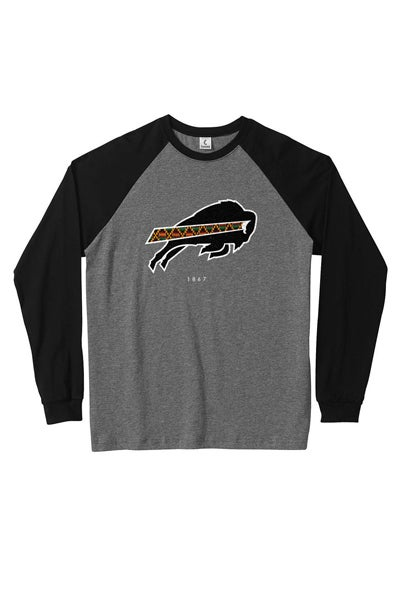 Image of 1867 Collection - Men's Raglan