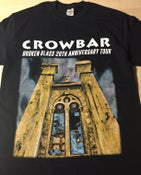 "Image of CROWBAR ""BROKEN GLASS 20TH ANN. TOUR"" SHIRT"