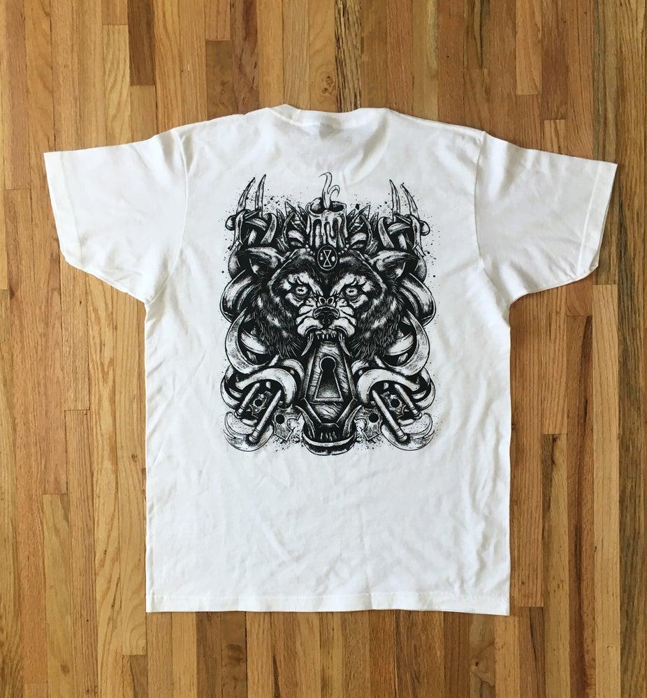 Image of White Wolf Key T-Shirt