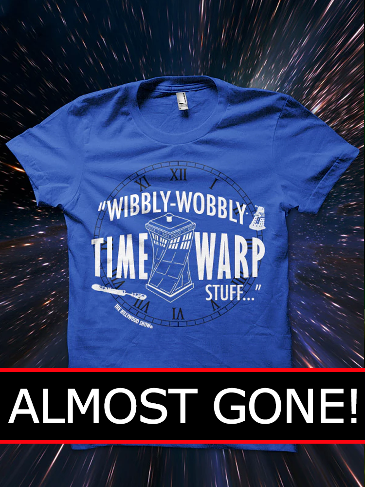 Image of WIBBLY-WOBBLY TEE