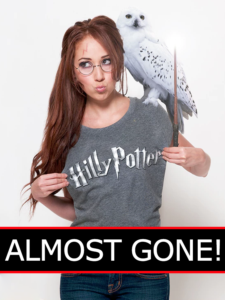 Image of HILLY POTTER TEE