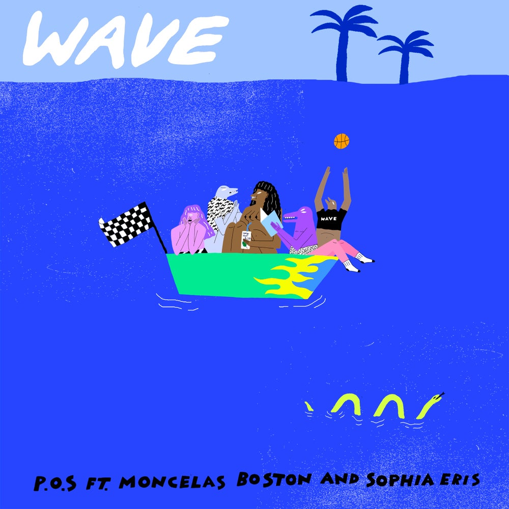 Image of Wave (Single) - P.O.S