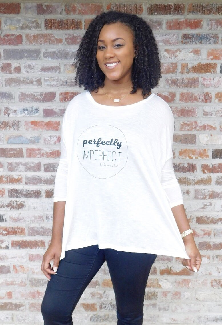 Image of Perfectly Imperfect Tunic