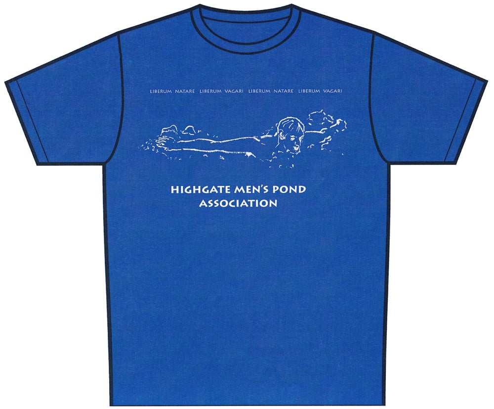 Image of HMPA Swimmer t'shirt