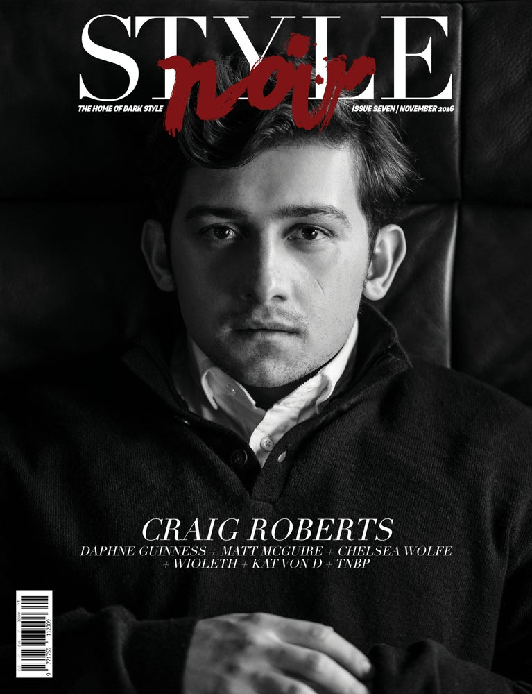 Image of Issue 07 Craig Roberts