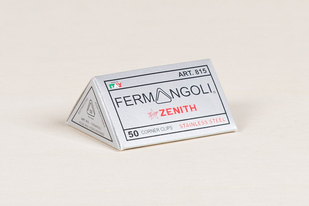 Image of FERMANGOLI / CORNER CLIPS