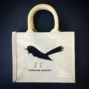 Image of Willy Wagtail Hand Bag