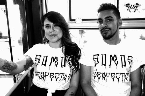 Image of DJ Agana Somos Perfectas T-Shirt