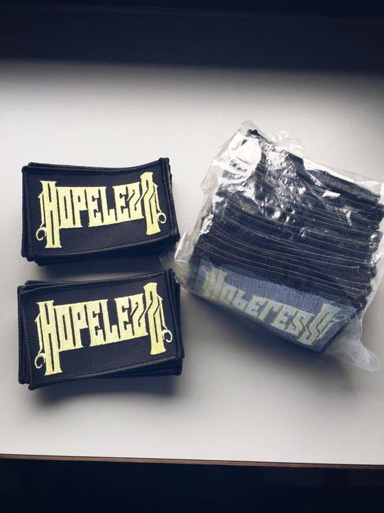 Image of Patches - Hopelezz Logo