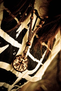 Image of Burnt Wood Necklaces