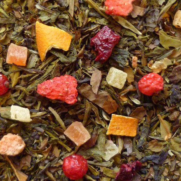 Image of Weißer Tee Tempel der Götter natürlich