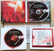 Image of My Vitriol - Secret Sessions *limited numbered* CD
