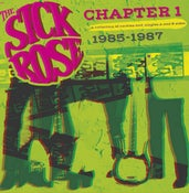 Image of LP The Sick Rose : Chapter 1 (1985-87).