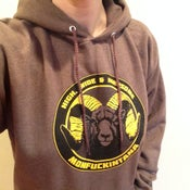 Image of New! HWH Ram Pullover Hoodie