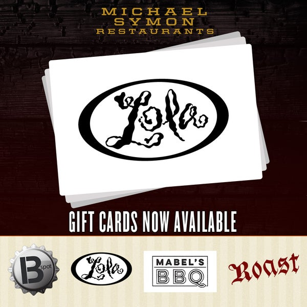 Image of Lola - GIFT CARDS