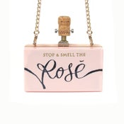 Image of ROSE |  Clutch | Pink | $288USD