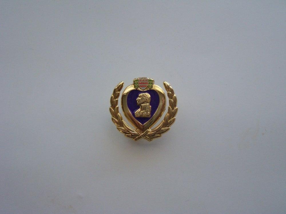 Image of Purple Heart Wreath pin