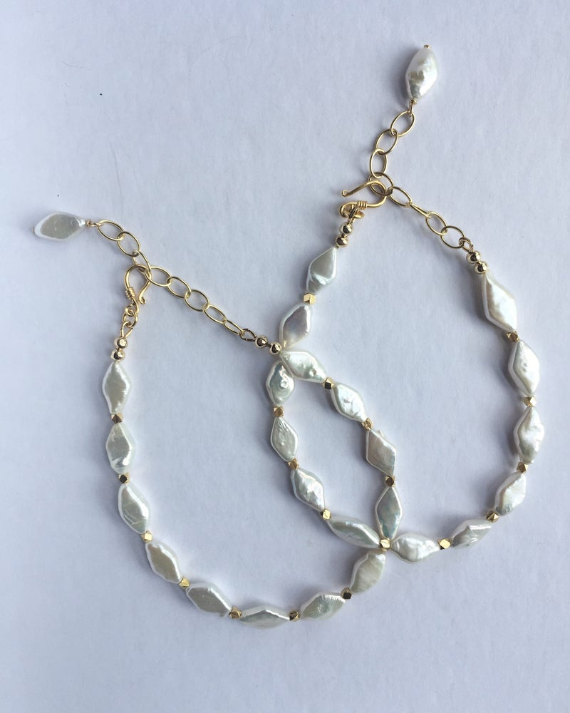 Image of Nova Diamond Anklets