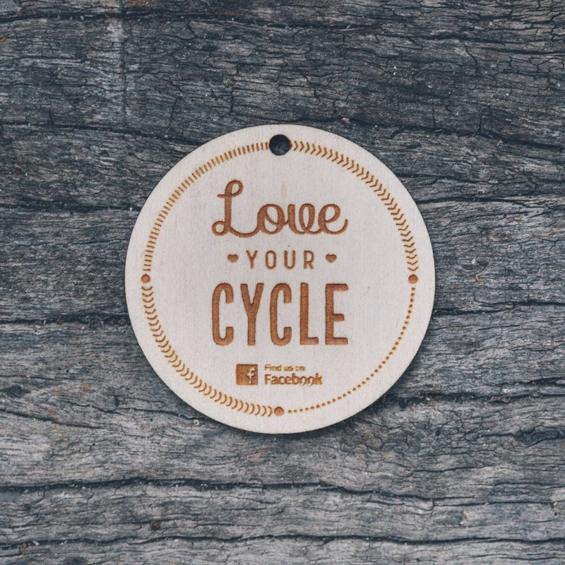 Image of Love Your Cycle Discs