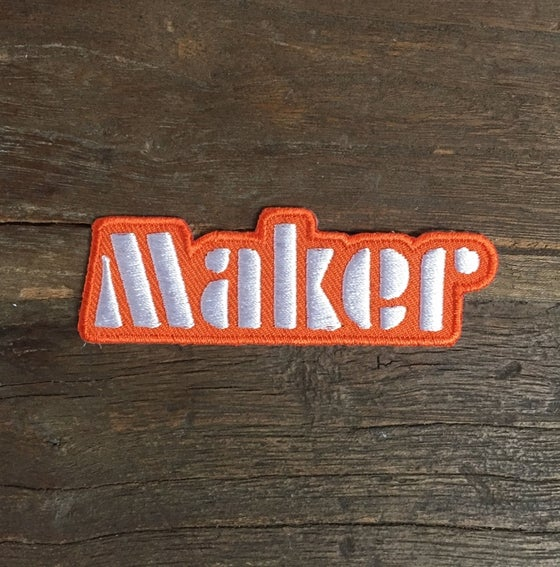 Image of Maker Patch