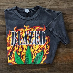 "Image of Lil Debbie ""BLAZED"" T-shirt - RE-STOCKED"