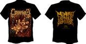 Image of CEPHALOTRIPSY Membro Cephalic Symbiosis T-shirt/Hoodie