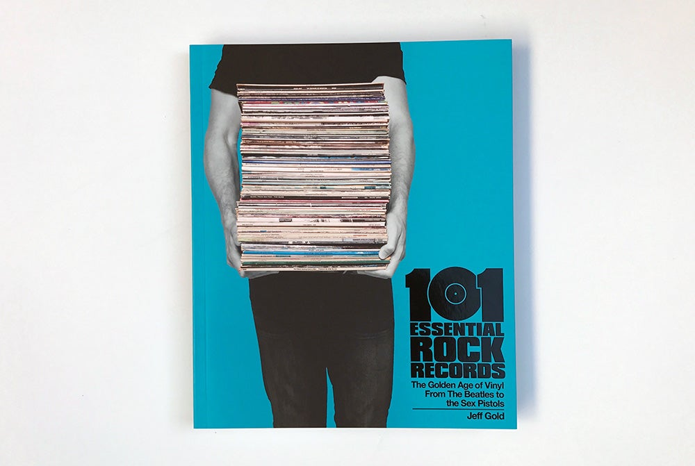 Image of 101 ESSENTIAL ROCK RECORDS