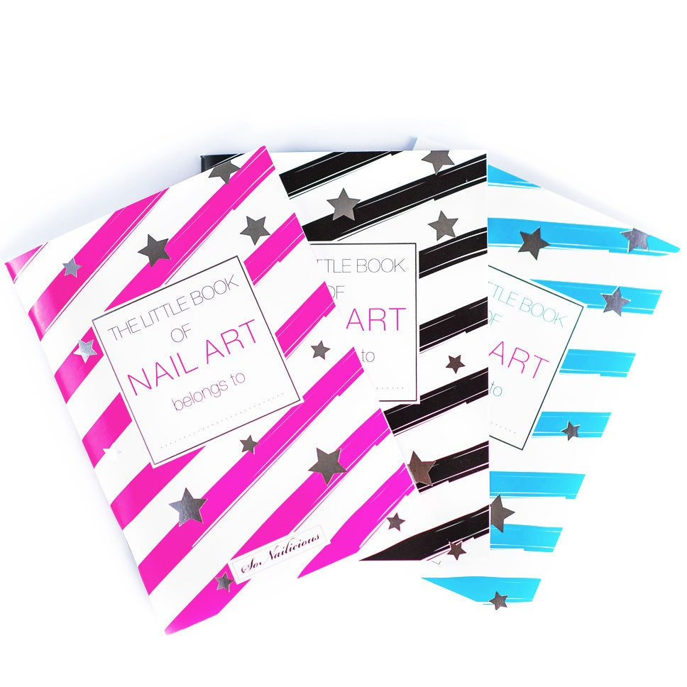 Image of The Little Book of Nail Art - Set of 3 (SAVE $10)