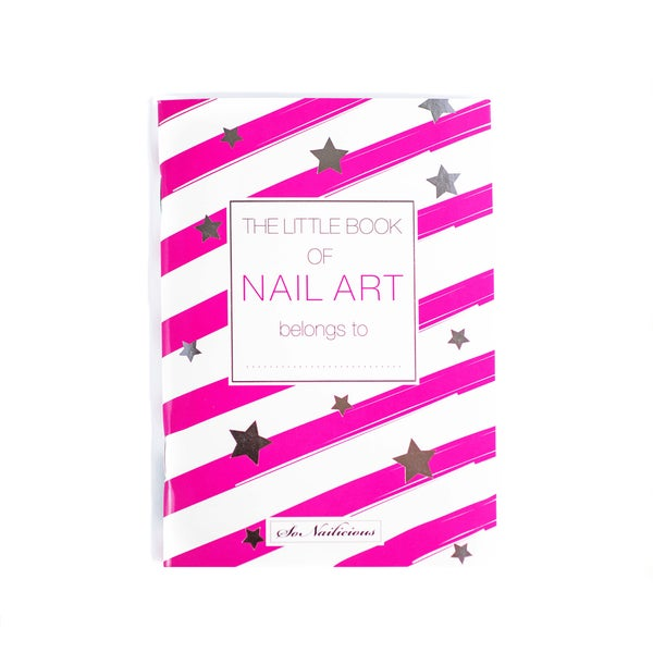 Image of The Little Book Of Nail Art - Oval Nails - ONLY 1 LEFT!
