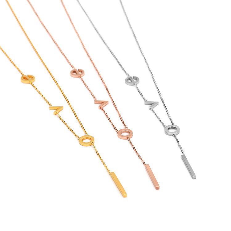 Image of L O V E chain