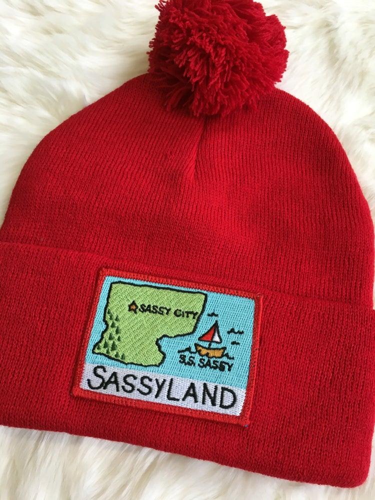 Image of Sassyland Beanie
