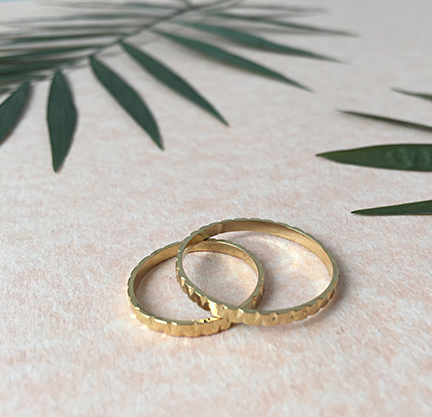 Detalle de Wedding rings