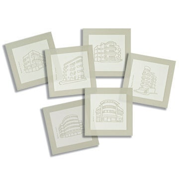 Image of Bauhaus coasters