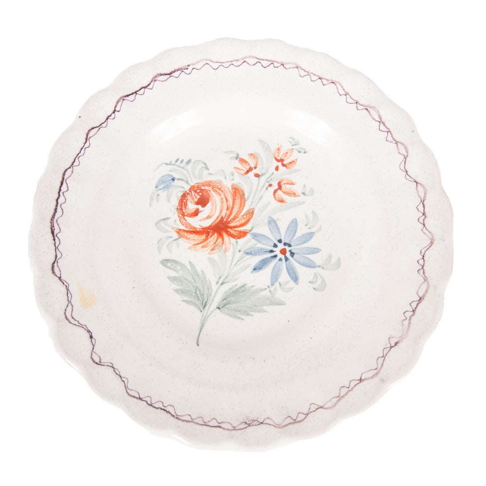 Image of Late 18th Century French Plate
