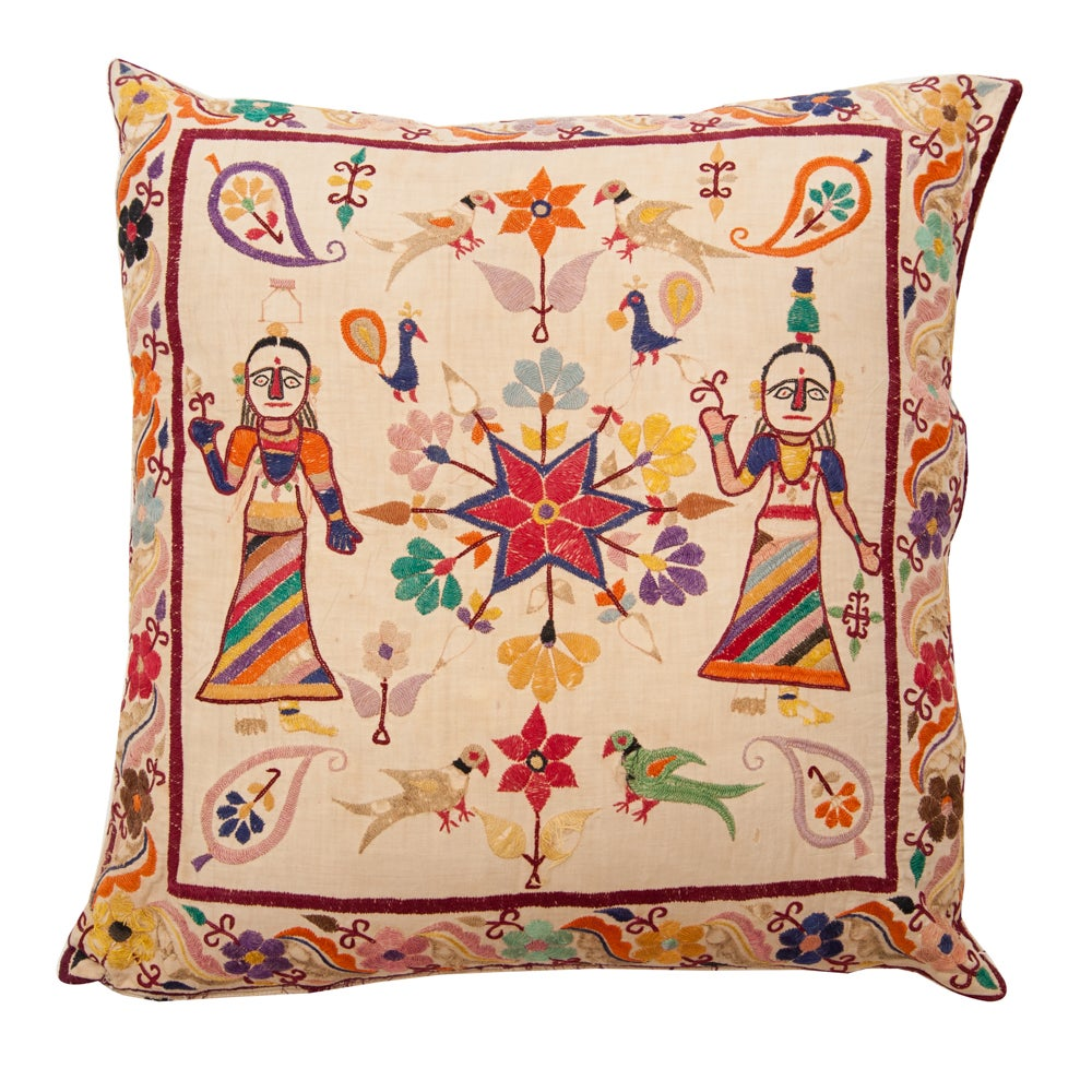 Image of Flower Pillow