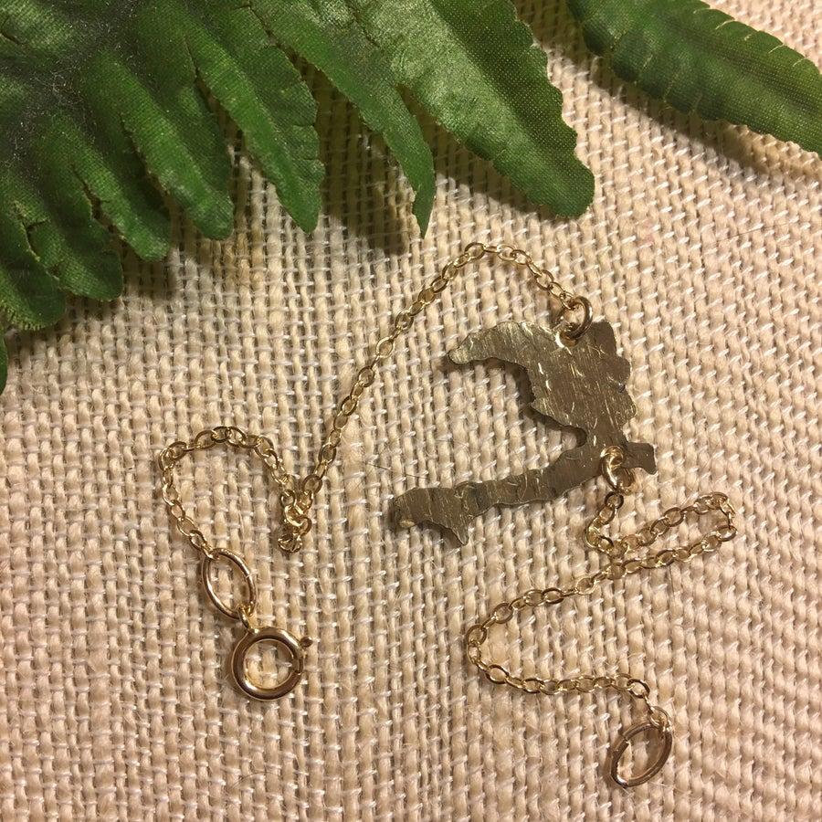 Image of Distant Relatives Bracelet (or Necklace)