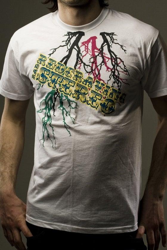 """Image of """"Rad Stereo"""" Shirt"""